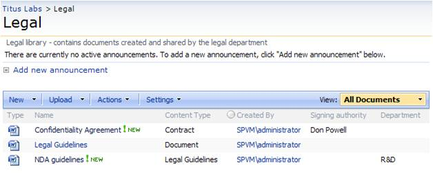 Metadata Or Content Types SharePoint MetaData And Classification - Legal type documents